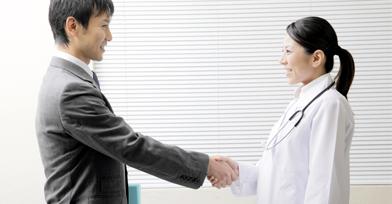 医師転職求人サイトのメリット